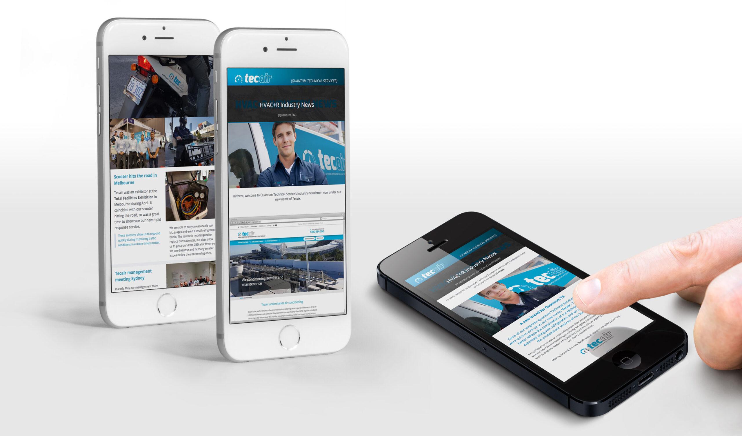 Digital Marketing, Electronic Direct Mail